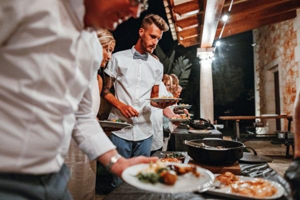 Grillen Catering Event Essen Mallorca